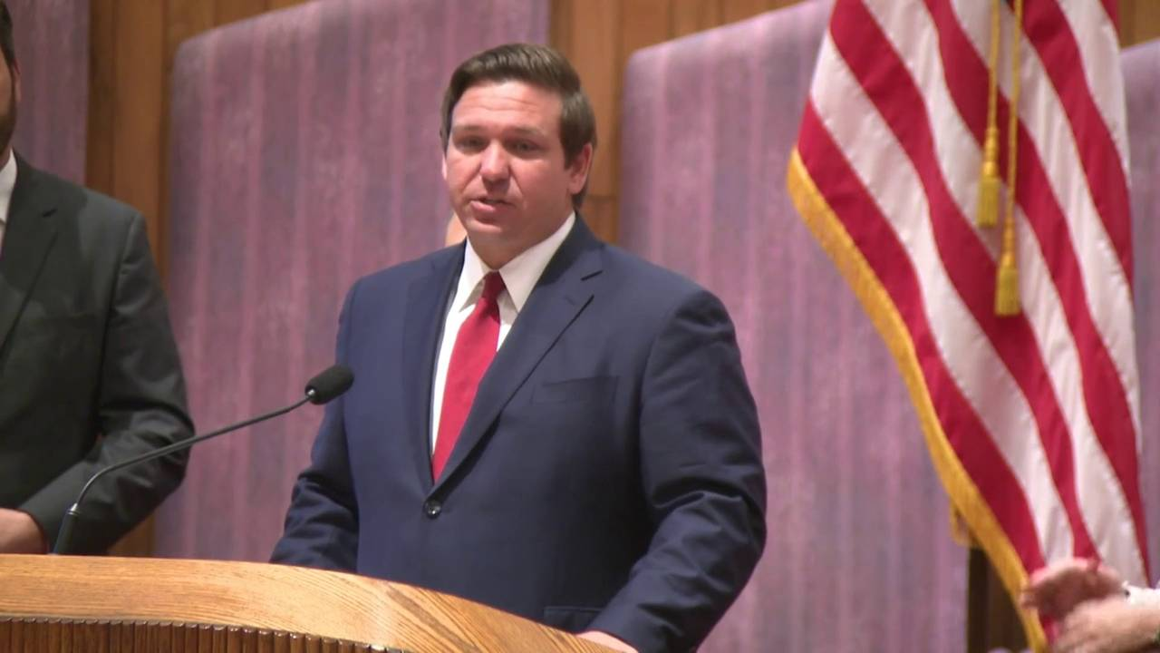 Governor Ron DeSantis in Jerusalem to solidify ties 20190526183710.jpg