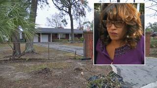 What becomes of Corrine Brown's property now that she's in prison?