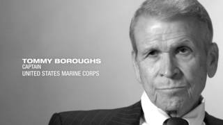 U.S. Marine Corps Capt. Tommy Boroughs