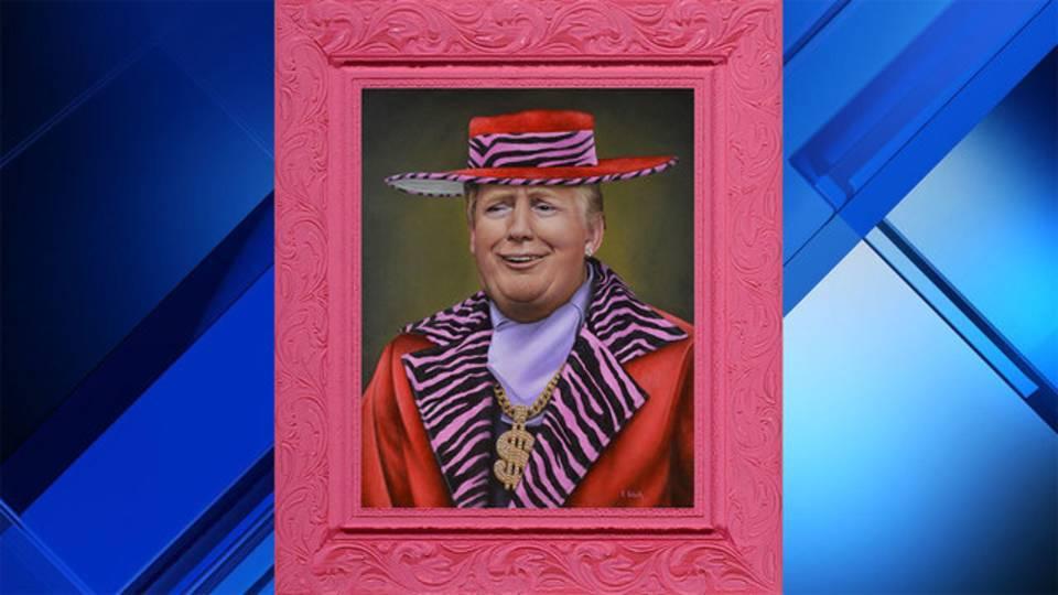 Trump Pimp
