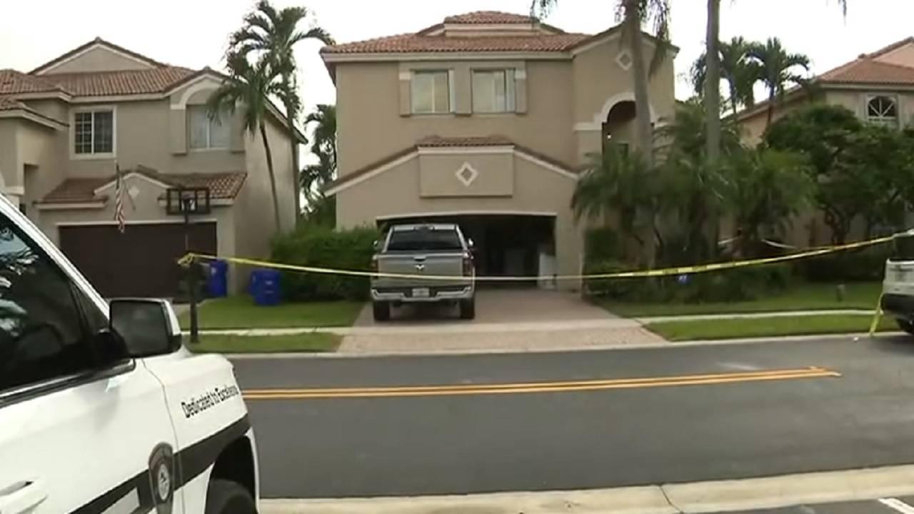 Pembroke Pines home where 3 relatives killed
