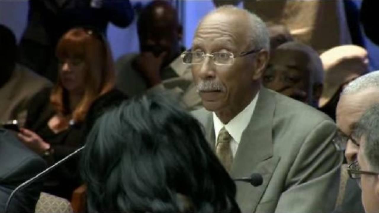 Detroit Mayor Dave Bing at City Council_14771080
