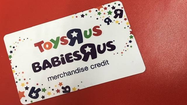 Got gift cards to toys r us spend them soon negle Image collections