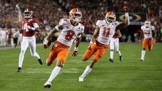 Clemson routs Alabama 44-16 to win national title