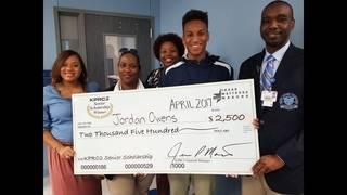 KPRC Senior Scholarship: Jordan Owens