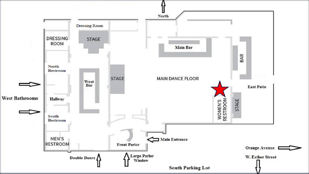 Map of Pulse