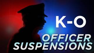 huge discount 9817e a02d5 List of public safety officer suspensions (last names K-O)