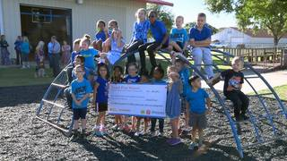 Making Awesome Changes: Randolph Elementary School wins new playground