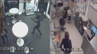 Robbers get away with $25,000 worth of merchandise from AT&T store in Kendall