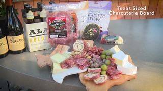 H-E-B Texas Sized Charcuterie Board
