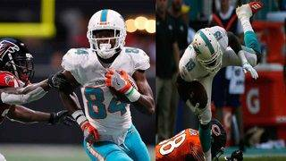 Dolphins promote Ford, move Grant to injured reserve