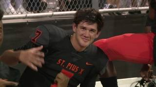 St. Pius X QB Grant Gunnell decommits from Texas A&M, reopens recruitment