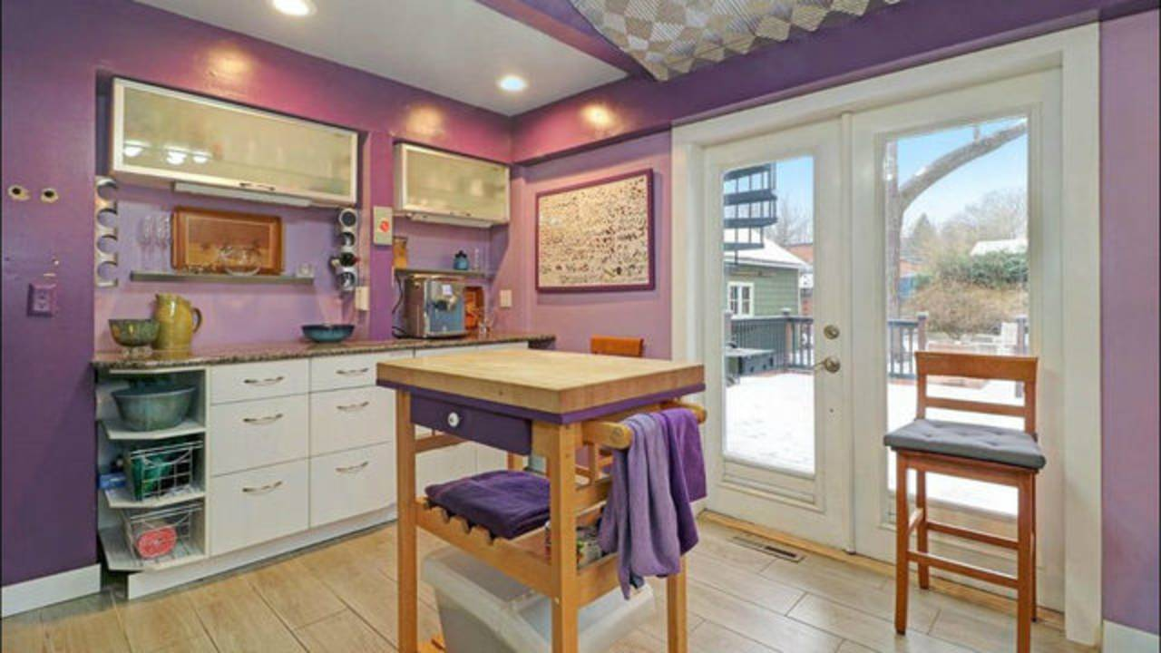 509 N Ashley St kitchen view