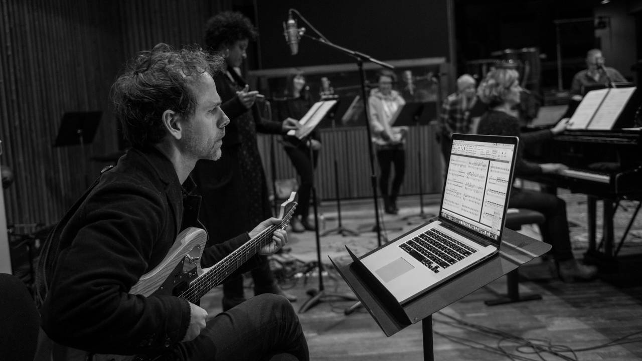 Bryce Dessner by Pascal Gely
