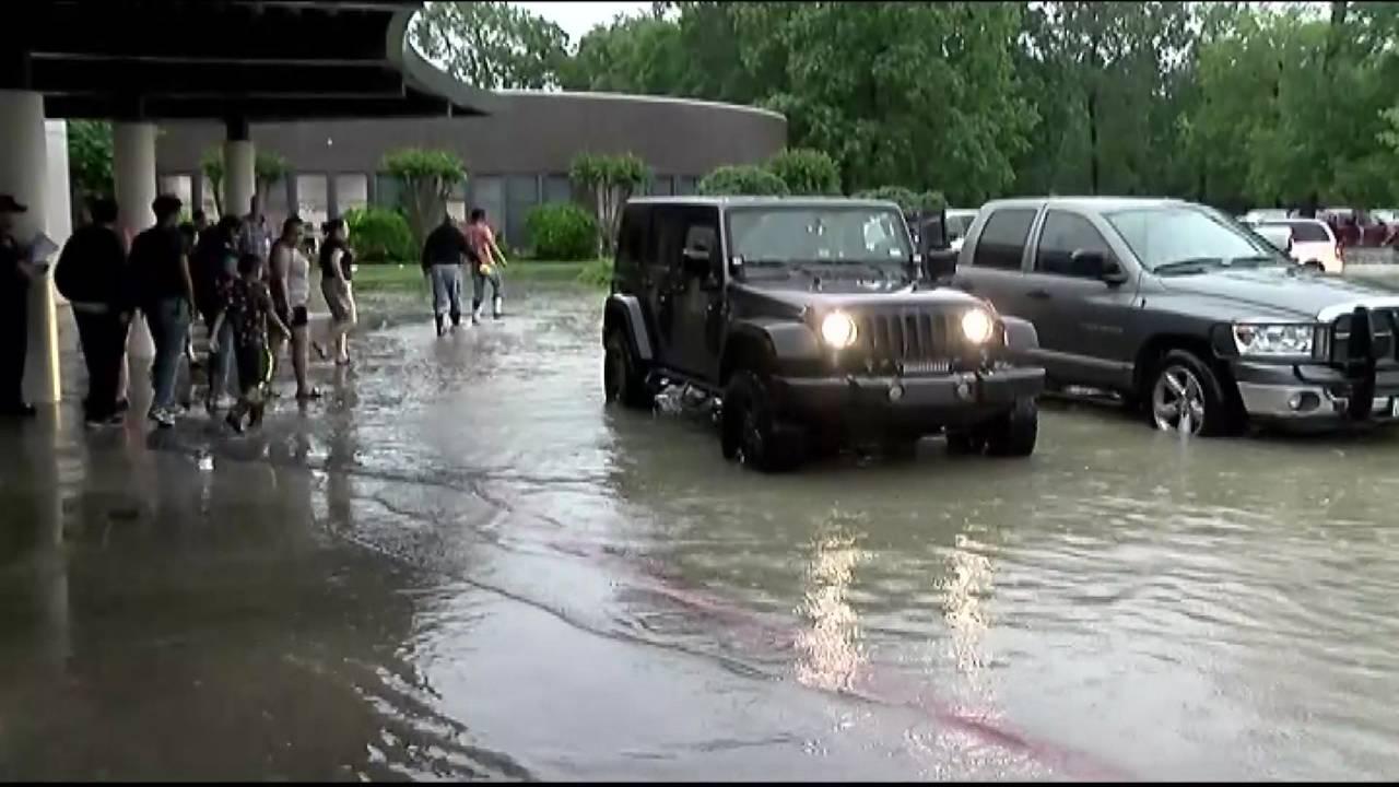 new caney flooding
