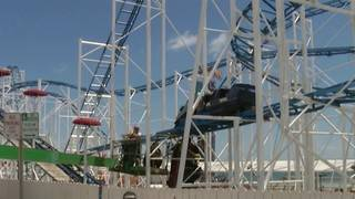 Daytona Beach roller coaster derailment remains under investigation