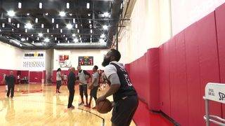 Rockets 'in a hole' after 11-14 start to season