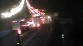 Crash on Interstate 81 caused delays in Roanoke County