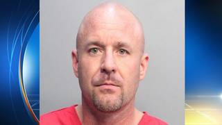 Miami-Dade police officer arrested in road-rage incident