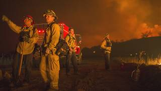 California wildfires have destroyed 1,000 structures ... and counting