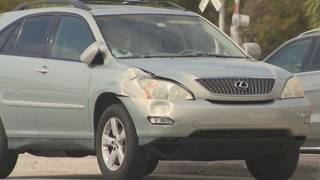 Pedestrian struck by SUV in North Miami Beach