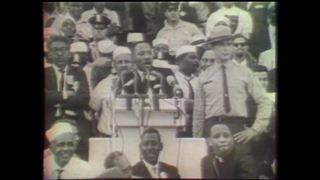 Clarence Jones talks about Dr. Martin Luther King, Jr.'s 'I Have a Dream' speech