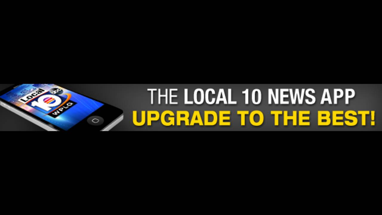 Local 10's FREE apps available NOW!