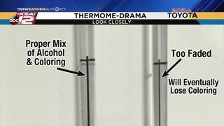 Thermometer Thursday: 9/20/18