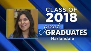 Great Graduates: Kollette Zamora, Harlandale High School