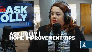 Ask Holly: Home Improvement Tips