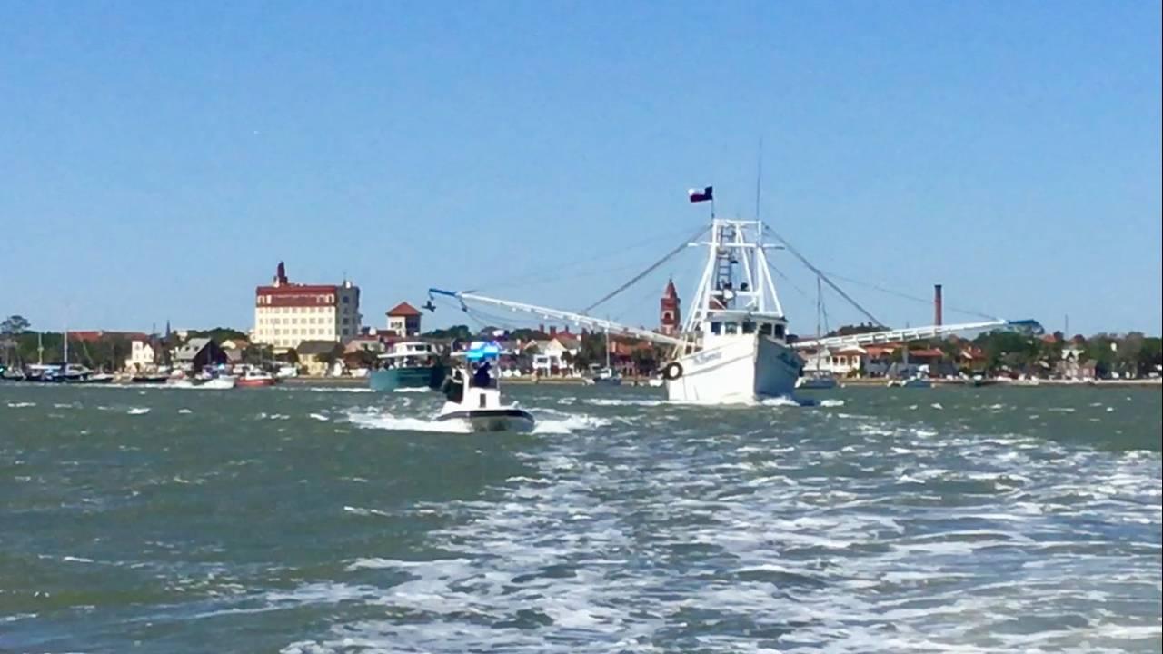 Boat-procession