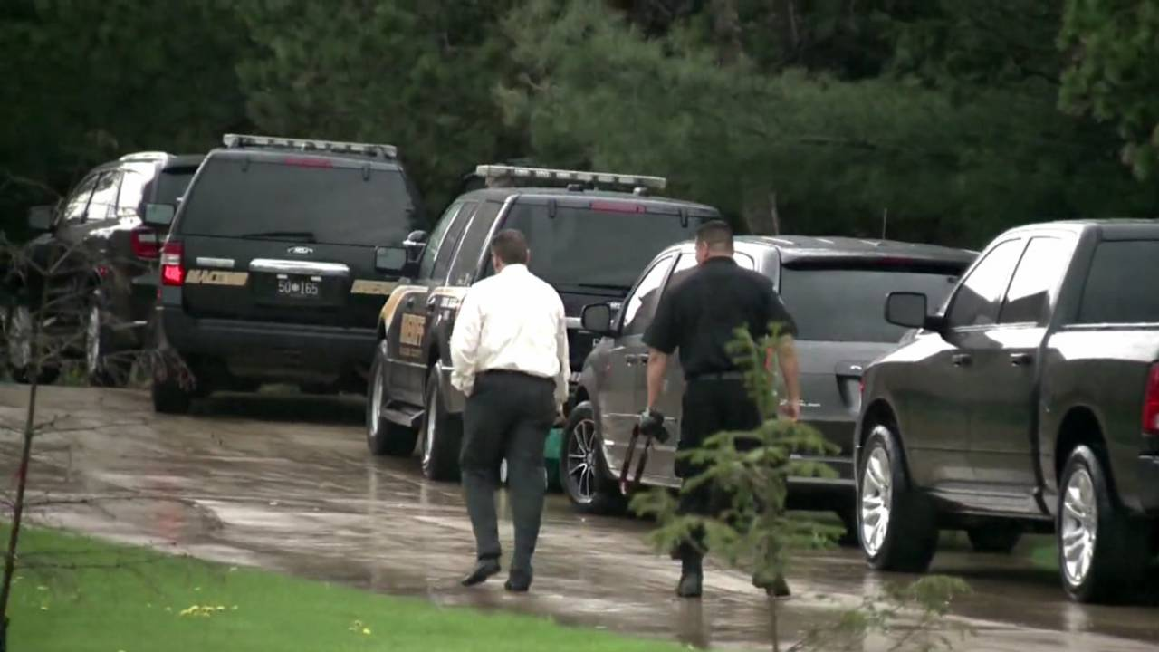 Macomb County officials Ray Township body found