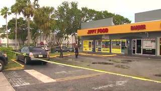 Man stabbed at North Miami Beach convenience store
