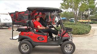 Florida, Georgia fans roll into RV City, ready to start the party