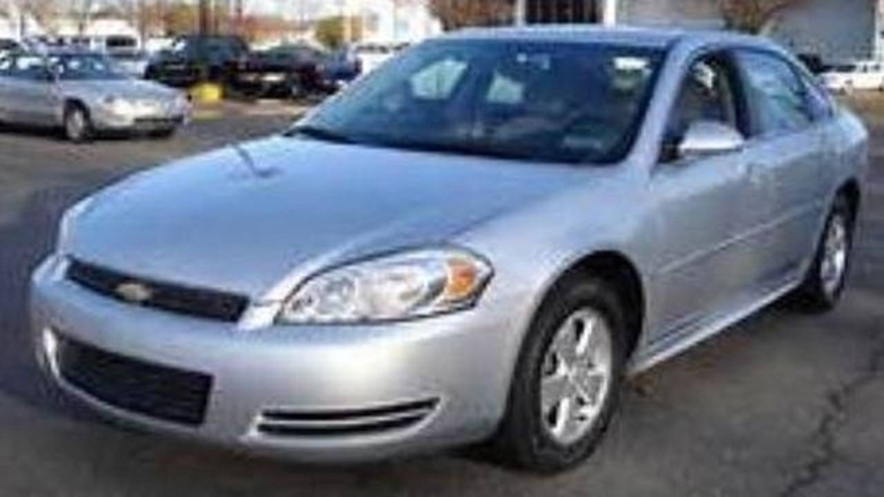 Gm Recalls Nearly 290k Older Impalas Over Possible Air Bag Malfunction