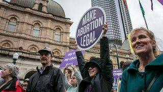 Queensland votes to legalize abortion