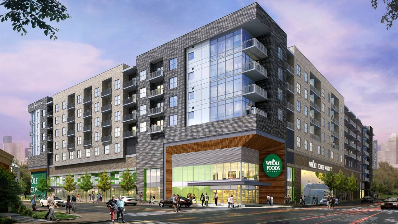 New Whole Foods location in Houston
