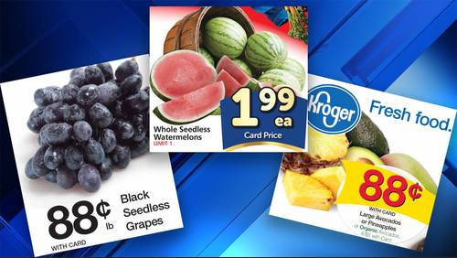 Grocery Deals: It's a good week for produce