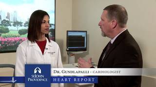 Dr. Gundlapalli on the importance of stress tests.