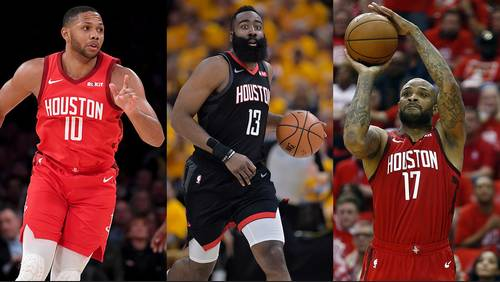 3 Rockets to break camp with Team USA in efforts to make FIBA Basketball World Cup roster
