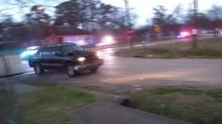 4 detained after chase from Baytown to east Houston, police say