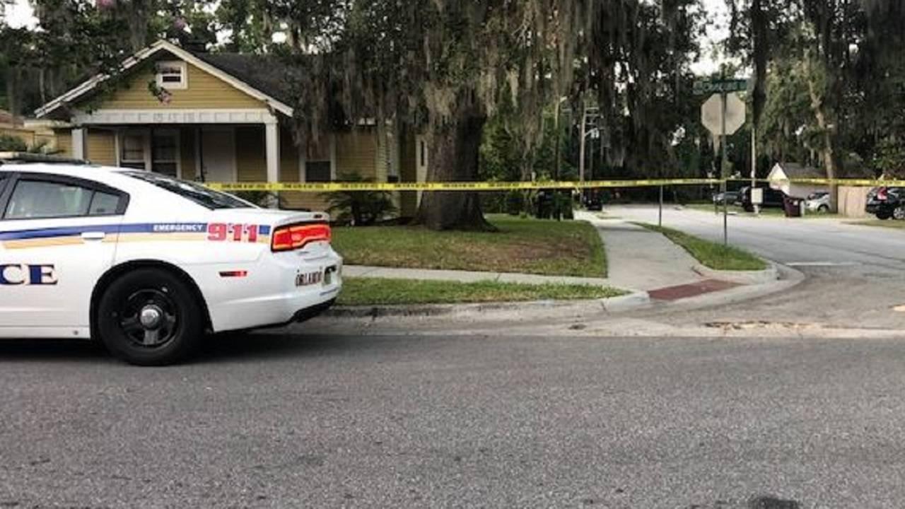 Ambush shooting in Orlando