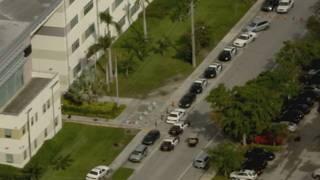No weapon found at North Miami Senior High School