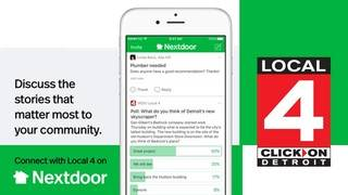 WDIV Local 4 and ClickOnDetroit.com announces partnership with Nextdoor&hellip&#x3b;