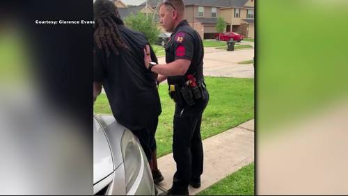 'That's not me': Tense confrontation between local man, deputy caught on camera