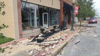 Georgia governor urges patience as cleanup begins after Michael