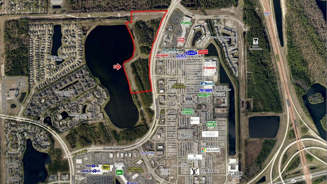 Explosive Growth At St Johns Town Center