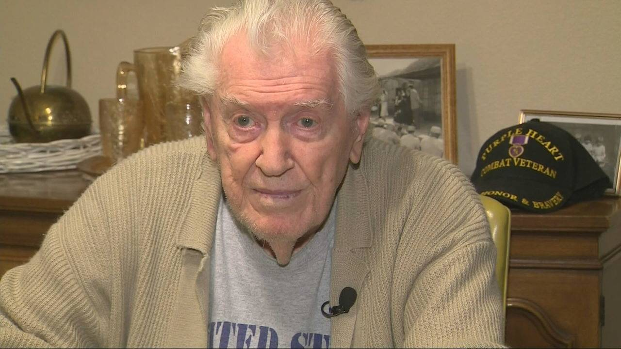 California Woman Requesting Birthday Cards For WWII Veteran Father
