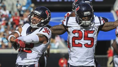 Texans secondary takes hit as Tyrann Mathieu, Kareem Jackson walk in free agency