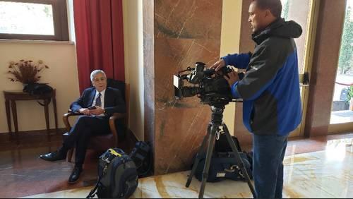 Rome Retrospective: Bill Balleza back to cover the Vatican